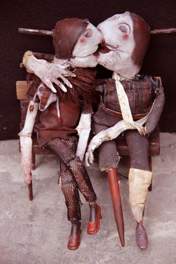 Freddy et Frida à la Ferblantinie