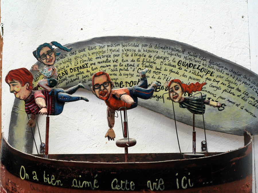 Quartier de Voyage à la Filature de Moulins Lille