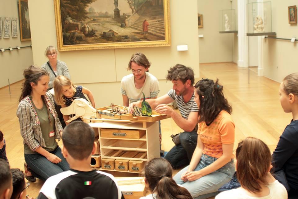 Musée des Beaux Arts Lille :présentation
